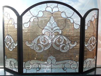 Finest Custom Stained Glass Doors, Windows, Panels - Studio One Art Glass UA41