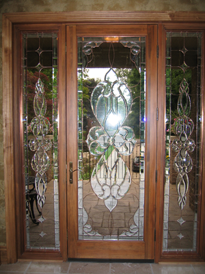 Custom Stained Glass Doors Windows Panels Studio One